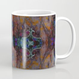 Golden Angel geometry IV Coffee Mug