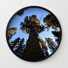 General Sherman Wall Clock