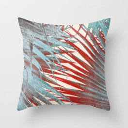 Tropical Spirit Throw Pillow