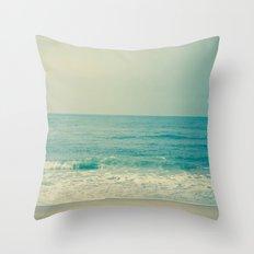 Blue H20 Throw Pillow