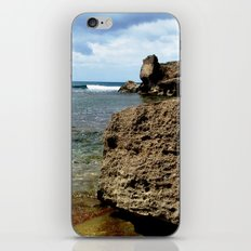 Rincon @ secret spot iPhone & iPod Skin