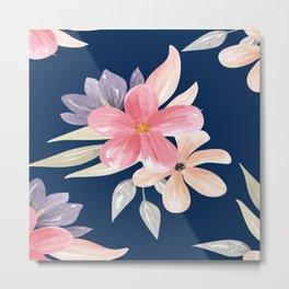 Floral prints Metal Print