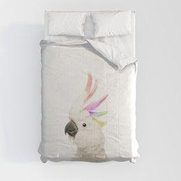 Cockatoo Rainbow Comforters