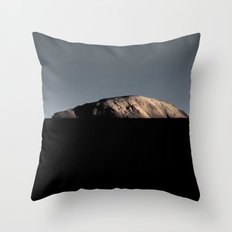 Mountain in Atacama Throw Pillow