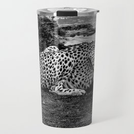 Cheetah Travel Mug