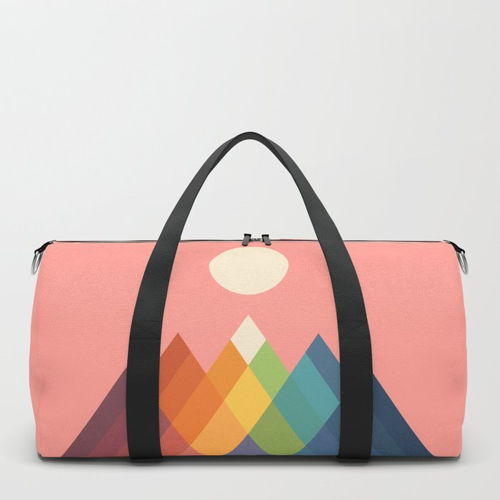 Rainbow Peak Duffle Bag