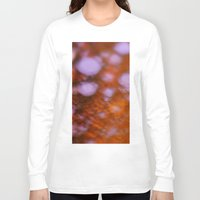 grease Long Sleeve T-shirts featuring Bacon Grease OG by Lyssia Merrifield