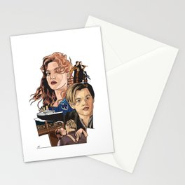 Titanic Stationery Cards