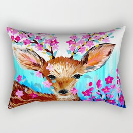 Freedom and Fresh Possibilities Rectangular Pillow