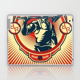 Rubino One World Red Laptop & iPad Skin