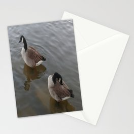 en couple Stationery Cards