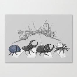 The Beetles Canvas Print