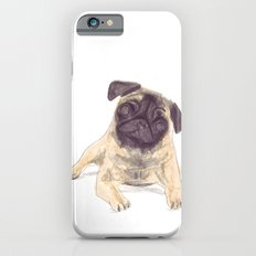 Pug Love Slim Case iPhone 6s