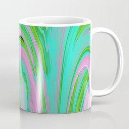 The Flaring Falls of Strine Canyons (Jungle Variant) Coffee Mug