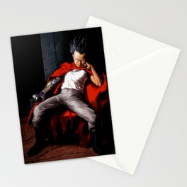 Tetsuo Throne Stationery Cards
