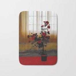 Lonesome Rose Bath Mat