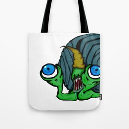 Slimerh! Tote Bag
