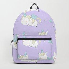 Pegacorn - Purple Backpack