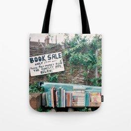 Book Sale Tote Bag