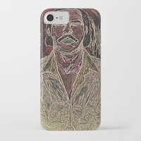 nick cave iPhone & iPod Cases featuring Cave by Alec Goss