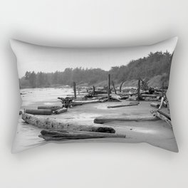 Dead drift Rectangular Pillow