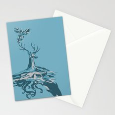 Interconnected Stationery Cards