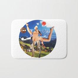 Surreala Alpina 34 · Crop Circle Bath Mat