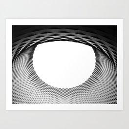 In The Sky #01 Art Print