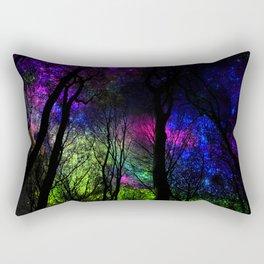 Blissful forest ii Rectangular Pillow