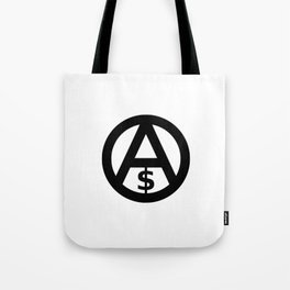 Anarcho-Capitalism Tote Bag
