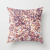 morocco Throw Pillows featuring Morocco by 83 Oranges™