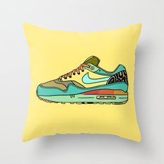 nike 001 Throw Pillow
