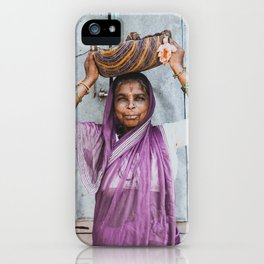 Hampi, India IV iPhone Case