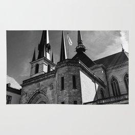 Notre-Dame Luxemburg Rug