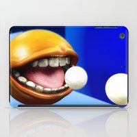 pacman iPad Cases featuring PacMan by Joshua A. Biron