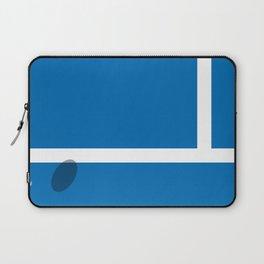"""IN"" – Hawk-Eye Laptop Sleeve"