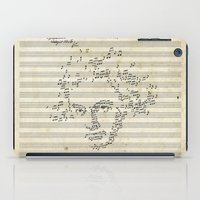 beethoven iPad Cases featuring Beethoven by bananabread