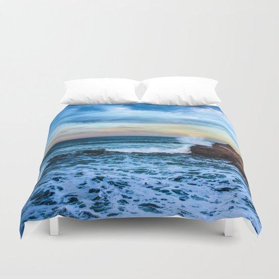 The surf Duvet Cover