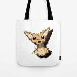 Chihua-Help Tote Bag