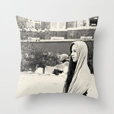 So Long Lonesome Throw Pillow