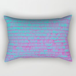 wall nacre Rectangular Pillow