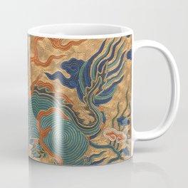 Stylized Bear Coffee Mug