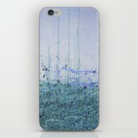 marina iPhone & iPod Skins featuring Marina by Katie Duker