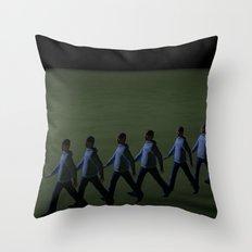 Boys_Series_n°1 Throw Pillow