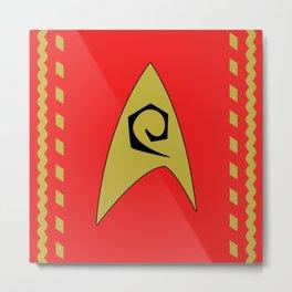 Star Trek - Scotty Metal Print