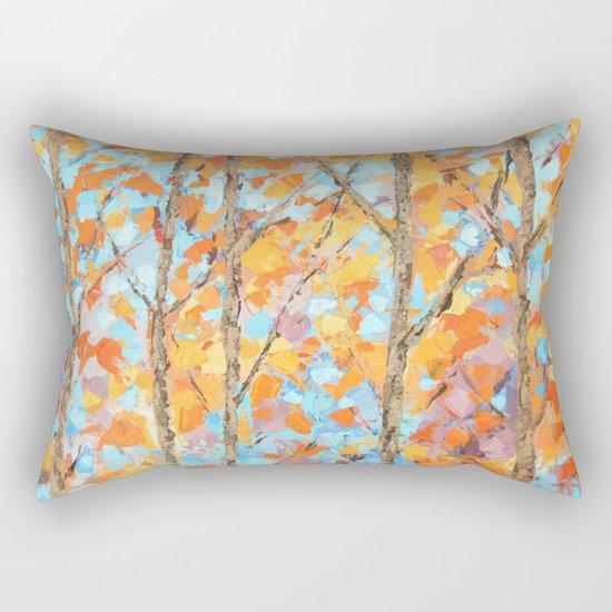 Green Mountain Sugar Maple Rectangular Pillow