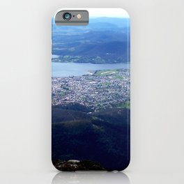 Hobart City Southern Tasmania Australia* iPhone Case