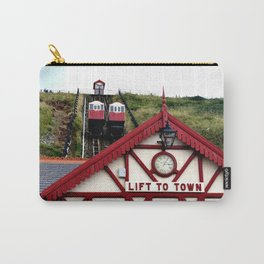 Saltburn Lift To Town Carry-All Pouch