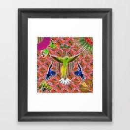 ▲ GAWONII ▲ Framed Art Print
