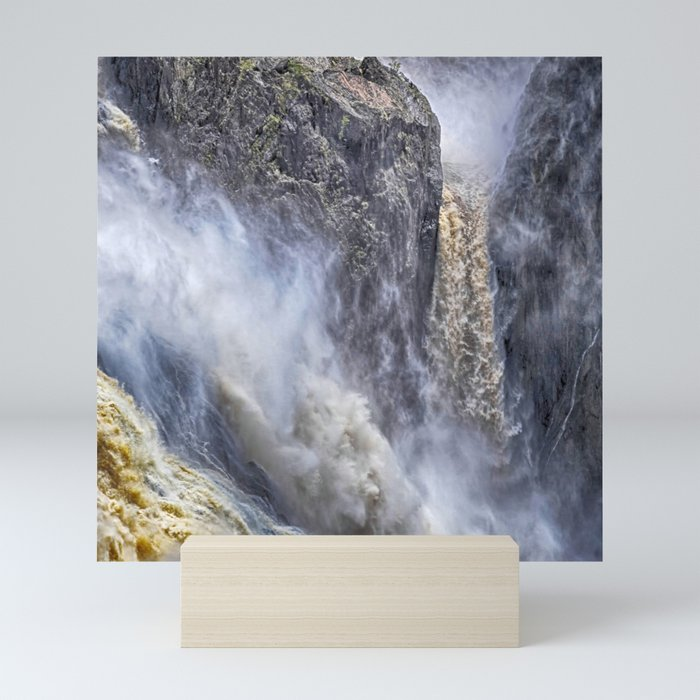 The magnificent Barron Falls Mini Art Print